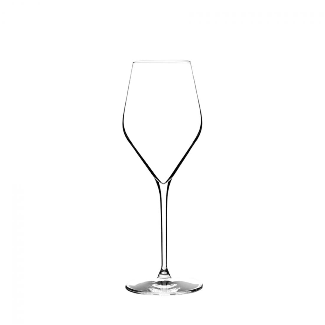 Kasse med 6 champagneglas Lehmann Absolus 30-34