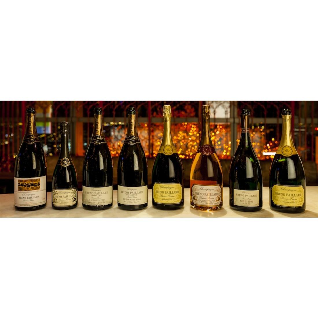 Champagnemiddag på Restaurant Marchal med Bruno Paillard tirsdag den 19 maj kl.18.30-32