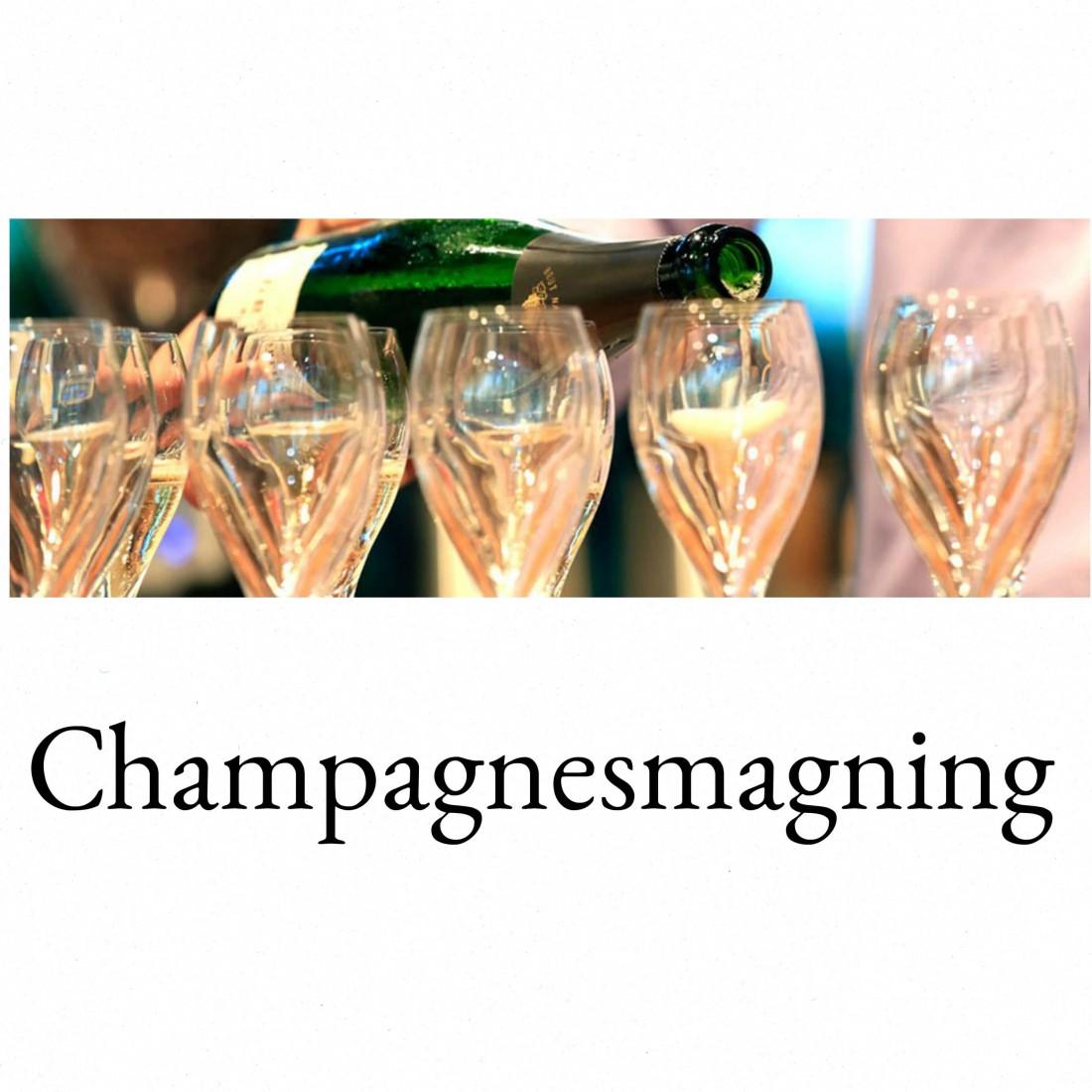 Gavekort Champagnesmagning for 2-31