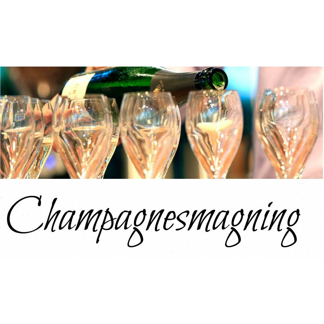 Champagnesmagning i Århus lørdag den 14 september kl. 17.00-31