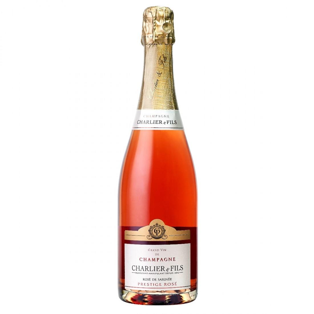 Charlier et Fils Prestige Rosé Saignée-31