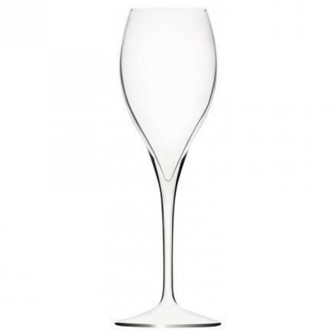 Kasse med 6 champagneglas-31
