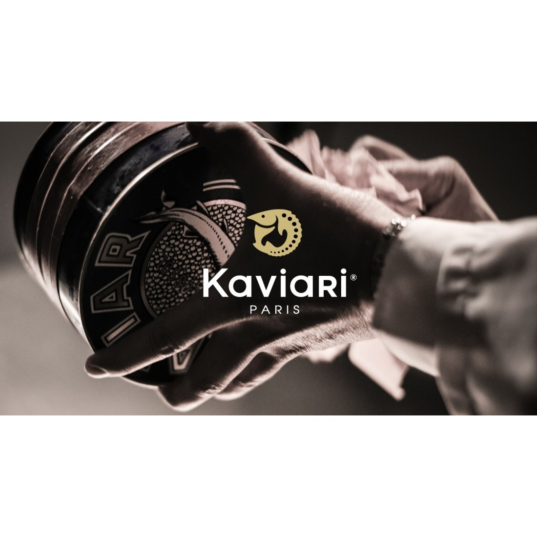 Oscietra/ Russiske Stør Caviar 30 gr.-33