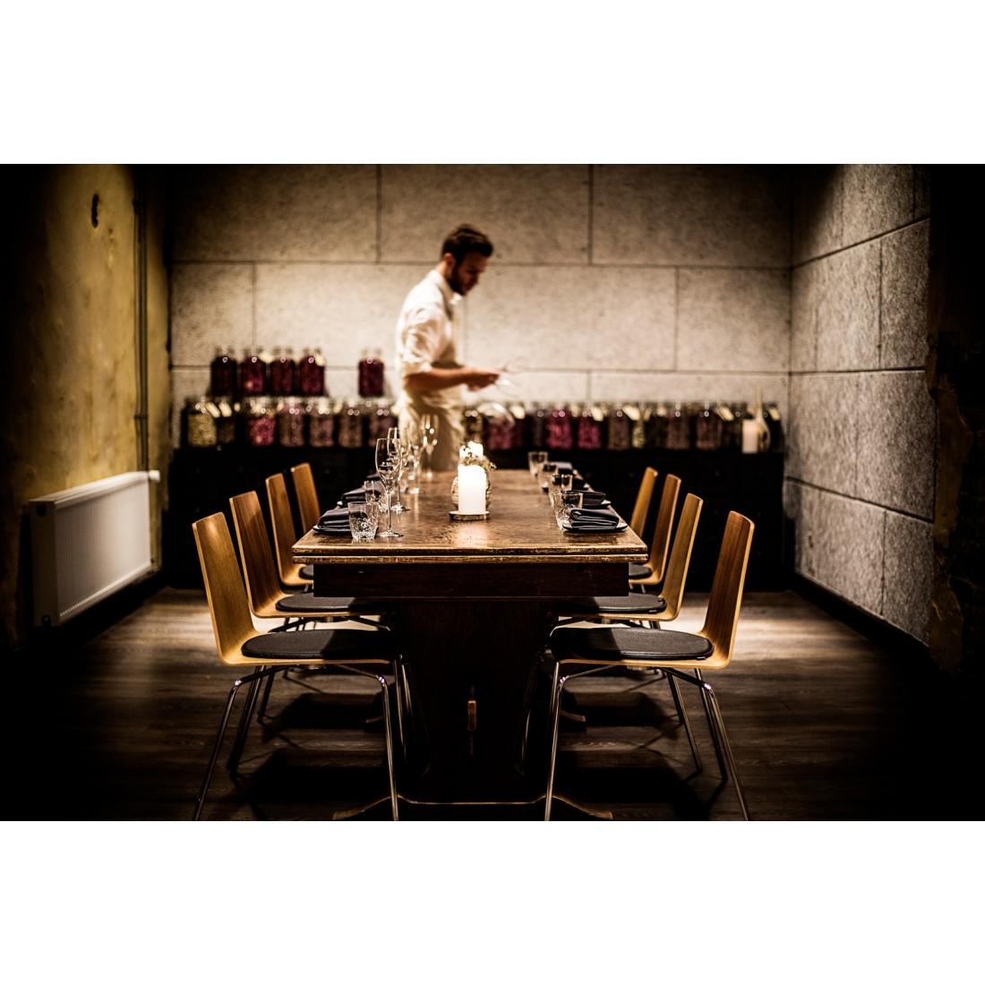 champagnemiddag med Bruno Paillard på Restaurant Domestic torsdag den 19 september kl. 18.00-31