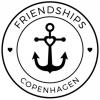 Champagnesmagning med Friendships lørdag 1 august kl. 16.00-02